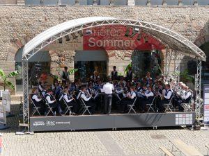 Harmonie Pro Honore et Virtute op internationaal podium in Trier