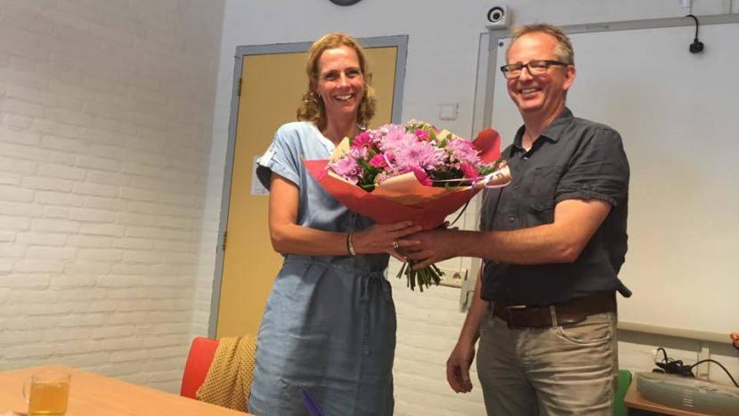 Lidwien Storimans nieuwe directrice basisschool de Harlekijn