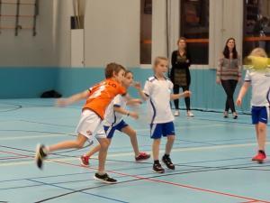F-toernooi handbalvereniging Apollo groot succes