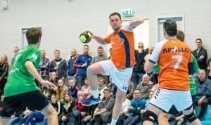 Topseizoen vaandelteams handbalvereniging Apollo: heren 1 kampioen