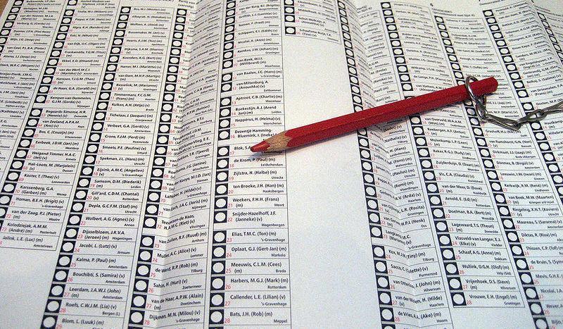 Wat stemde Son en Breugel in 2012 tijdens de verkiezingen?