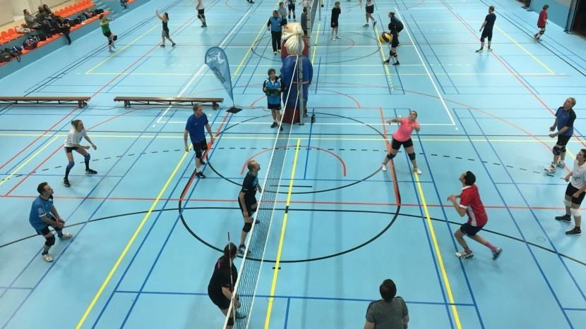 Volleybalclub Pieter Brueghel Abraham en Sarahtoernooi