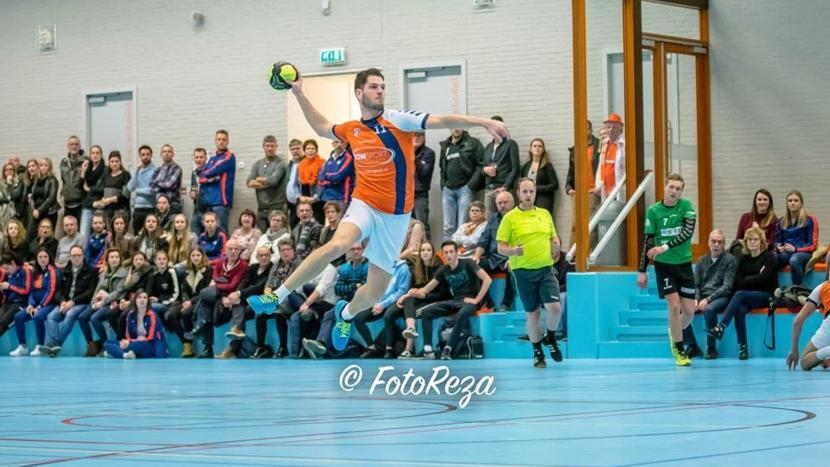 Turbulent weekend voor handbalvereniging Apollo