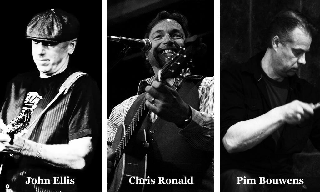 Chris Ronald Trio