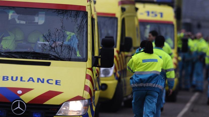 ambulance aanrijding