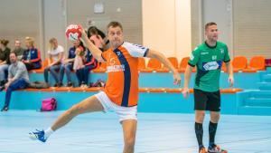 Kwartfinales beker handbalvereniging Apollo