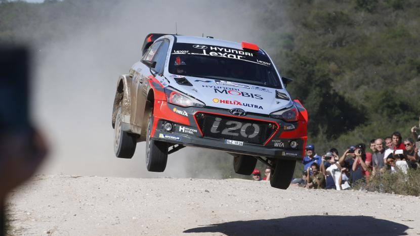 Kevin Abbring wint Rallye du Var