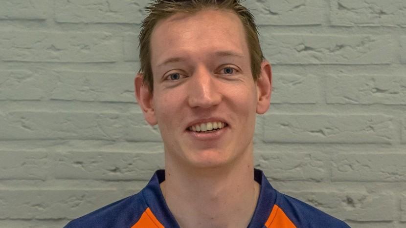 Nieuwe voorzitter handbalvereniging Apollo