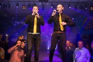 Jordy Xhorleer en Guido de Jong