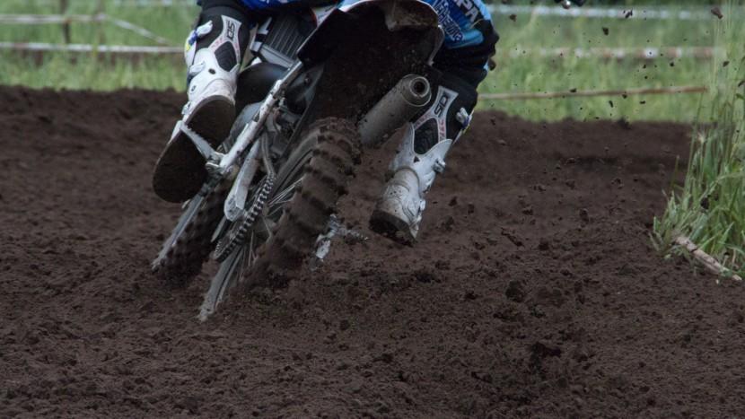 Danny van Hoof Nederlands kampioen MX2