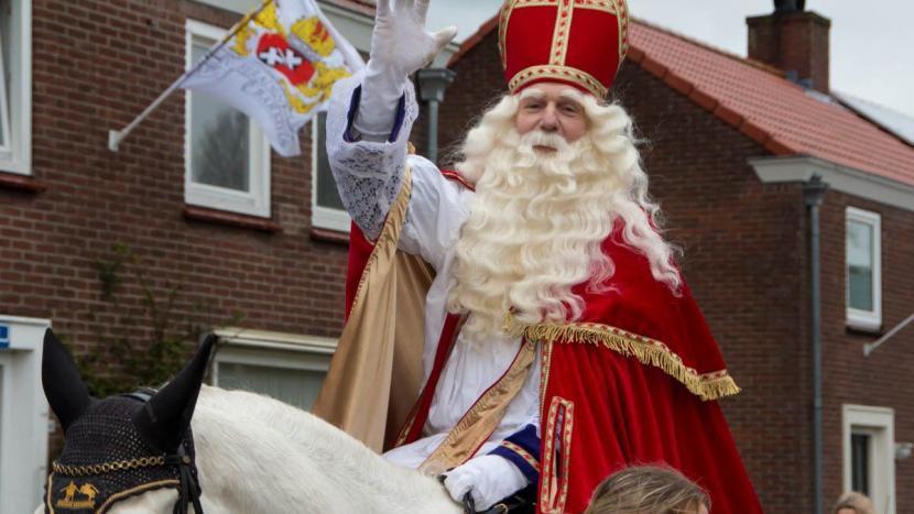 Intoch Sinterklaas
