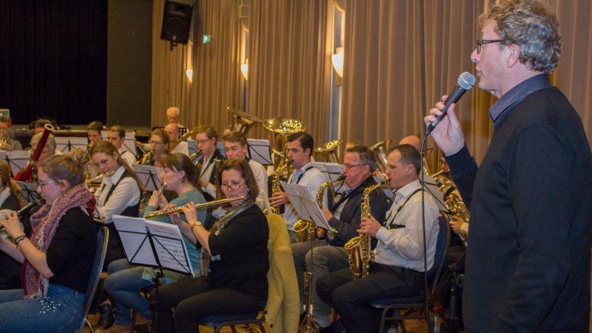 Harmonie al volop aan het voorbereiden voor het Koningsconcert