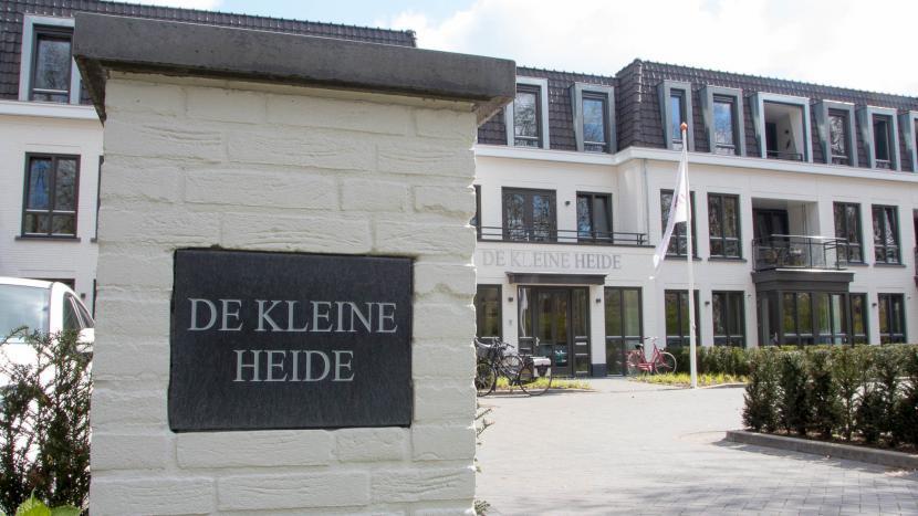 Villa Kleine Heide in Son