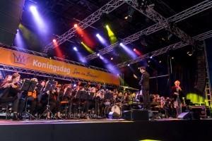 Koningsconcert maakt grandioos debuut op Koningsdagprogramma