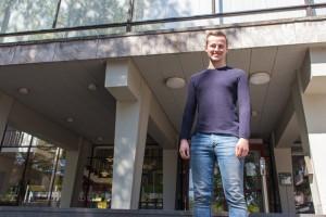 Steven Elders begint zijn politieke queeste lokaal met D66