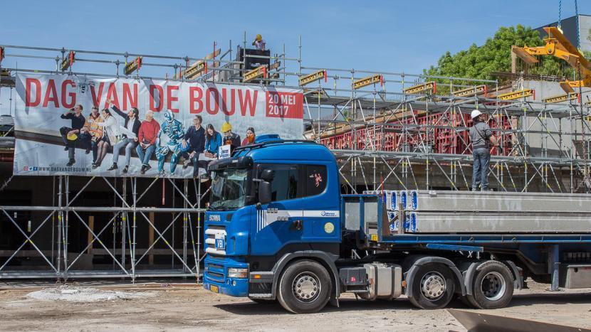 Prodrive en Houta geven kijkje achter de schermen op Dag van de Bouw