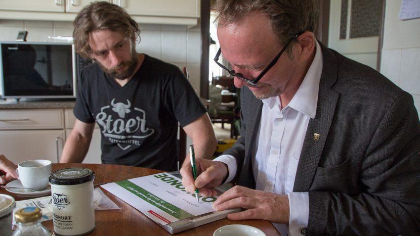De Stoerderij ontvangt duurzaamheidsprijs van provincie