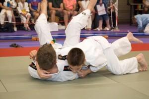 Judoverenigingen uit de regio doen mee aan Sonsport toernooi