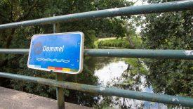Onttrekkingsverbod voor oppervlaktewater in bijna gehele Dommelgebied