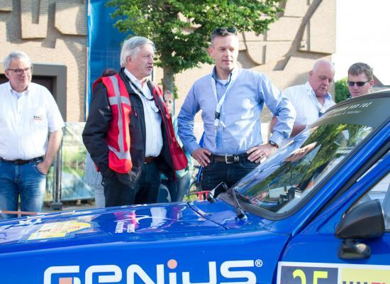 ELE Rally wedstrijdleider Radboud van Hoek blikt vooruit in interview