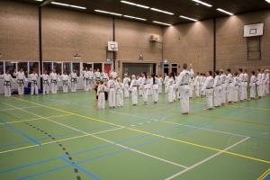 Taekwondo Chong Do Kwon viert twintig jaar met grote reünietraining