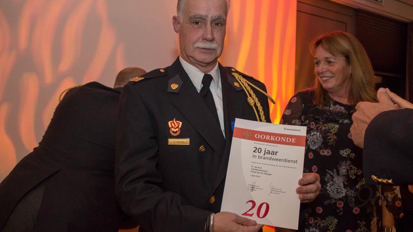 Roberto van Eck staat al twintig jaar paraat voor een veilig Son en Breugel