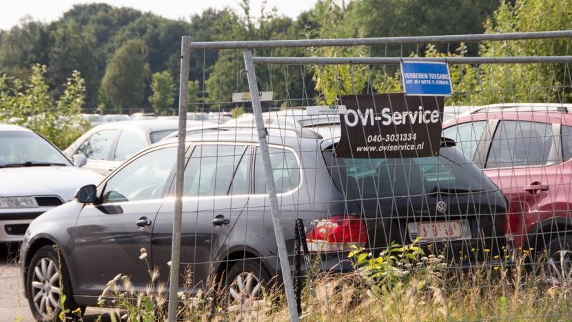 Parkeerterrein OVI Service weer vol, bezwaar gegrond verklaard