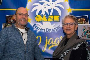 Ben en Marianne van der Putte, al 50 jaar een echt 'Oase huwelijk'