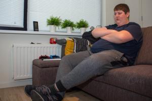 Zorg voor Dani Spooren twijfelachtig door bezuinigingen in Eindhoven