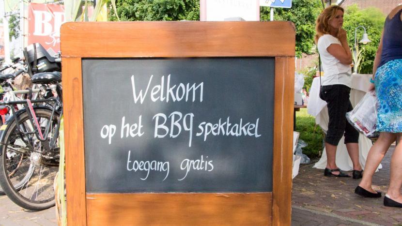 Barbecue Spektakel