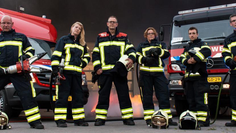 Brandweer start wervingscampagne voor nieuwe vrijwilligers