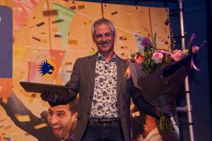 Koen Sol van Sol Makelaardij ondernemer van het jaar 2018