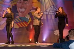 Lisa Verkuijlen, Lars van Mil en Evelien Slegers