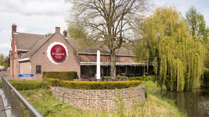 Brasserie hotel La Sonnerie