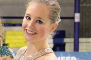 Kunstrijdster Lisa Weijer wint brons in haar laatste A finale