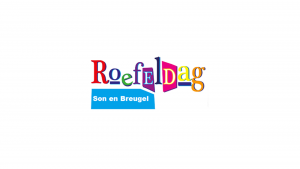 Het logo van Roefeldag Son en Breugel