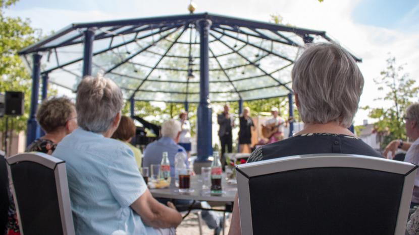 Ouderen in het Sonnetje komt dit jaar met spectaculaire line-up