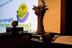 Frans Zaal bokaal en De Jeugd in het Groen prijs