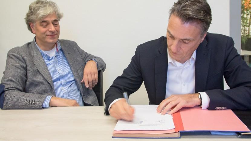 Eindelijk een handtekening onder bouwplannen Aldi- en Stoklandlocaties