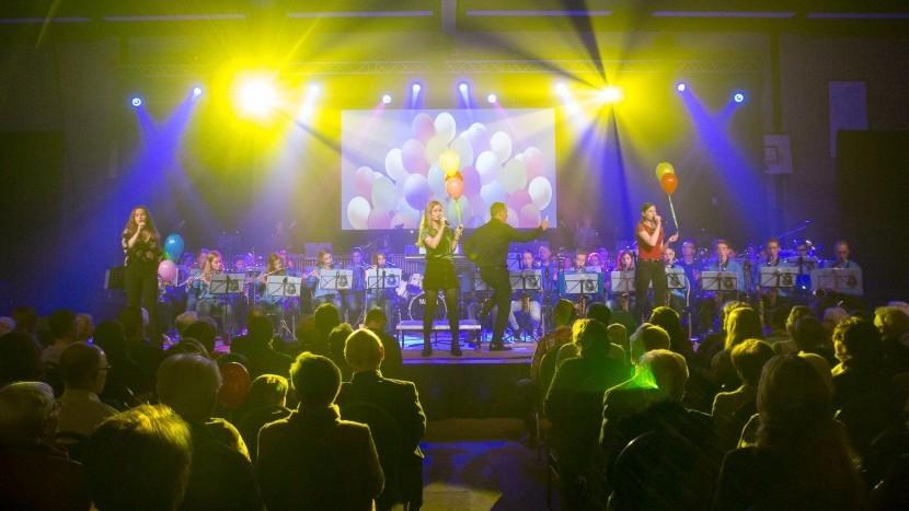 Music In Blue loopt zeker geen blauwtje op na verrassend concert