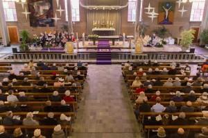 Gemeente wil grond en gebouw Sint-Petrus' Bandenkerk kopen
