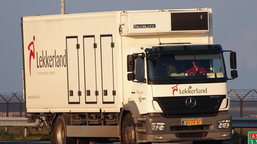 Lekkerland krijgt derde Lean & Green Star voor reduceren CO₂ uitstoot