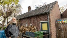 Archeoloog Geit Emmery strijdt voor zijn werkplaats: 'Sloop zou zonde zijn'