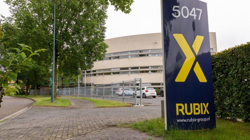 Het hoofdkantoor van Rubix Benelux
