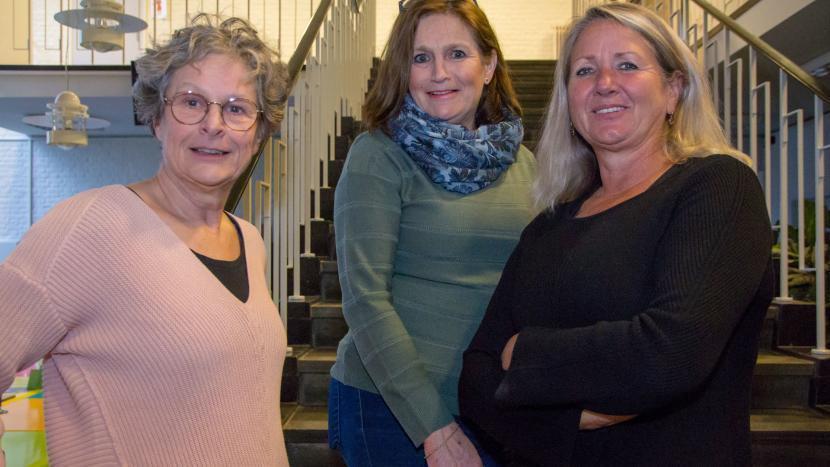 Helga, Monique en Elly: de vrouwen van de gemeenteraad