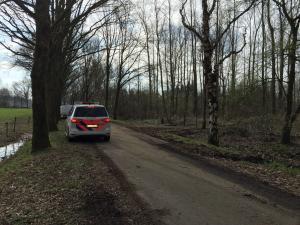 Politie vindt ondergrondse wietkwekerij in bossen naast Ekkersrijt