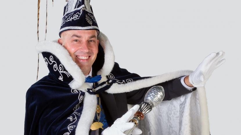 Prins Jarno Jurjus: mi dizze prins telt elke seconde