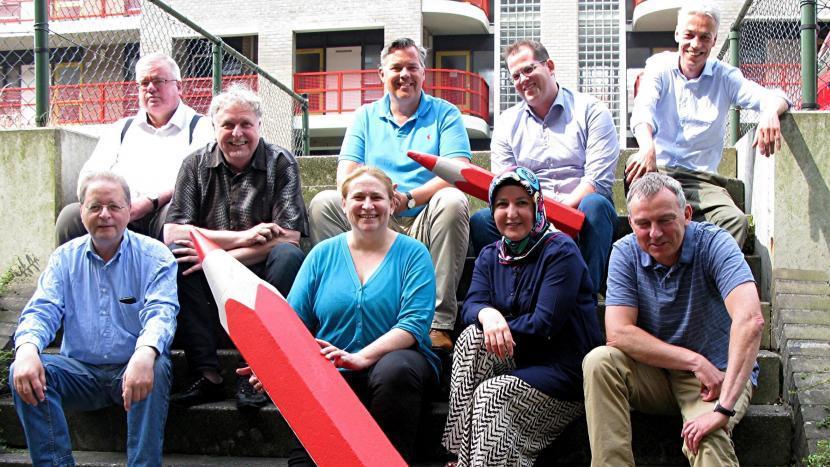 PvdA Regio Eindhoven: fusie van 6 PvdA afdelingen