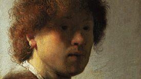 Middag-lezing in de bibliotheek over Rembrandt de rebel