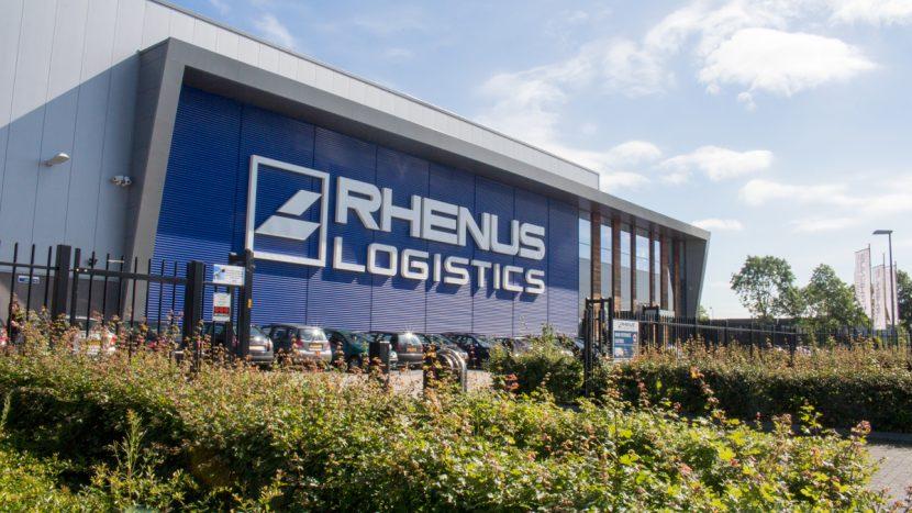 Rhenus Logistics Eindhoven Son